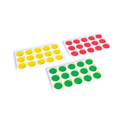 PATboard Scrum Board und Kanban Board Symbolsatz - Verkehrsampeln - 3 Stück