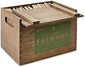 Orvis Fatwood – 14-lb. Wooden Box