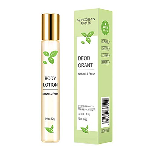 Kybbe Fragrance New Body Lotion To Body Odor Parfum Corporel Parfum Antiperspirant Ball Fluid Body To Odor Lasting Fragrance Body Care 12g