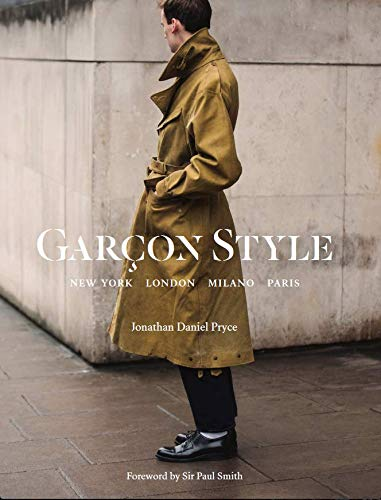 Garçon Style: New York, London, Milano, Paris (English Edition)