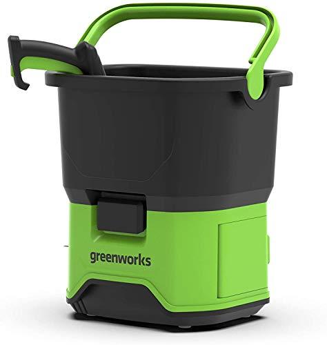 Greenworks Akku-Hochdruckreiniger GDC40 - 5