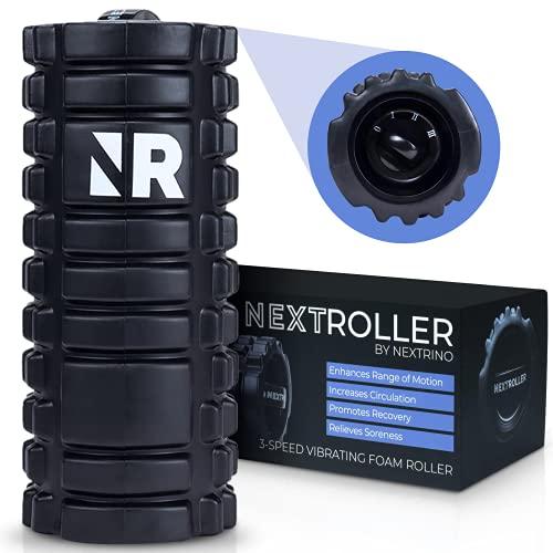 NextRoller 3-Speed Vibrating Foam Roller