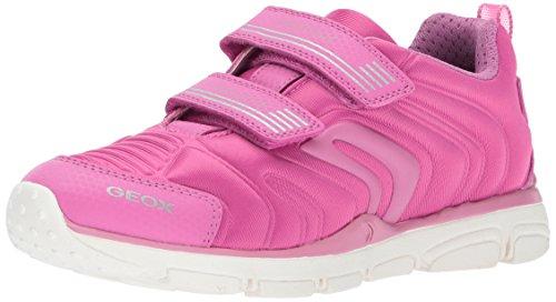 Laufschuhe M�dchen, color Rosa , marca GEOX, modelo Laufschuhe M�dchen GEOX J TORQUE GIRL Rosa