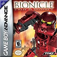 Lego Bionicle Maze Shadows (輸入版)