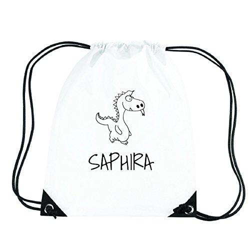 JOllipets Saphira Turnbeutel Sport Tasche PGYM5905 – Design: Drache