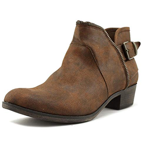 American Rag Womens Edee Closed Toe Ankle Fashion Boots, Chocolate, Size...