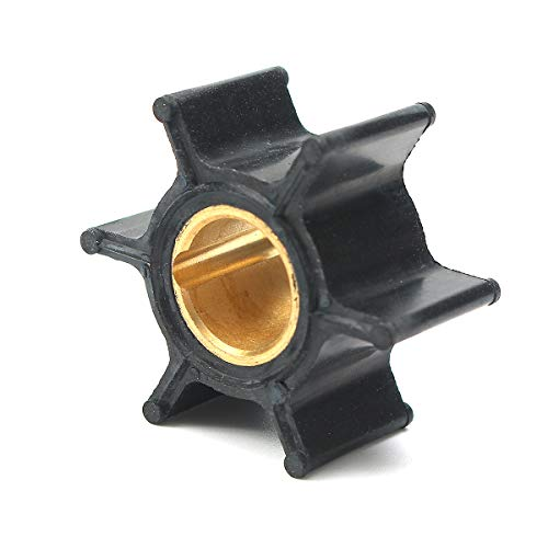 MOMOALA AAlamor Waterpomp Impeller Voor Johnson Evinrude 9.9/15HP Outboard 386084 18-3050 500355