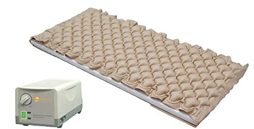 Sunrise Medical, S.L.U. QA-00184/01 - Colchón Antiescaras Neumático Con Regulación De Presión