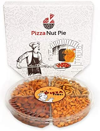 Pizza Nut Pie Holiday Nuts Gift Basket Valentine s Day Birthday Christmas Party Gifts for Him product image