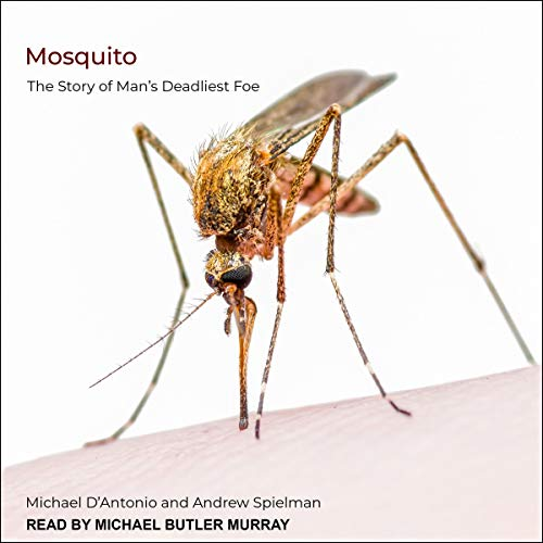 Mosquito  By  cover art