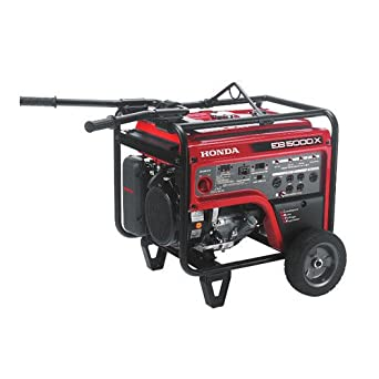 HONDAEB5000 Industrial Generator, 4500W