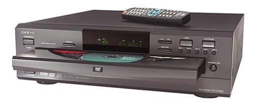 Learn More About Onkyo DV-CP500 5-Disc Progressive-Scan DVD Player