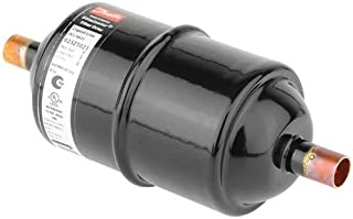 "Danfoss Liquid Line Filter Drier - 3/8"" Sweat 8 cu. in."
