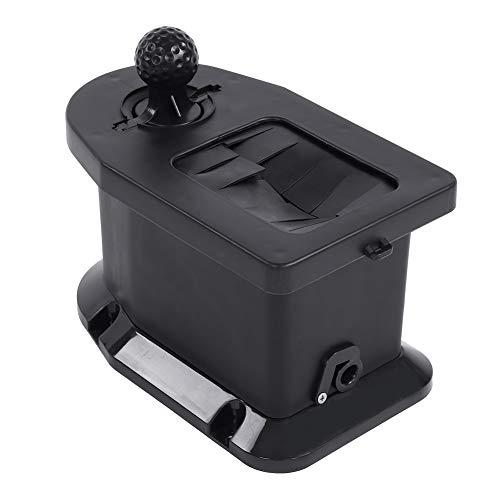 DEWIN Golfball Reiniger - Golf Cart-Club Washer Hartplastik schwarz tragbaren Golf Cart-Club Waschmaschine Manueller Reiniger für Golf Cart