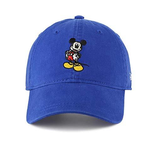 Essencial Caps Topolino Cappellino da Baseball, Blu, 54 cm Unisex-Bambini