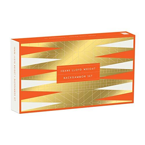 Frank Lloyd Wright Backgammon Set
