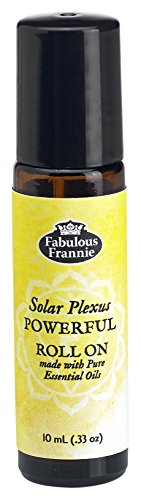 3rd Chakra Solar Plexus Powerful Pre-diluted ROLL ON Made...