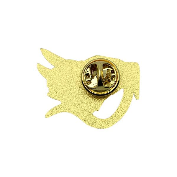 CUFTS Dragon Haku Anime Enamel Pin from Spirited Away, Cute Jewelry Chrismas Birthday Gift
