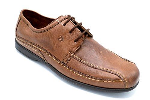 Pitillos 811 Marron - Zapato de Cordones para Hombre (44)