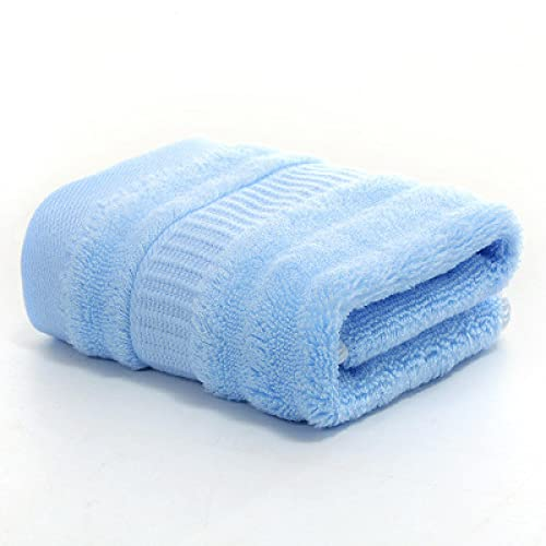 Face Cloth34X34Cm1 - Toalla de baño absorbente para niños (34X34Cm1, toalla de baño, 34X34cm, color azul