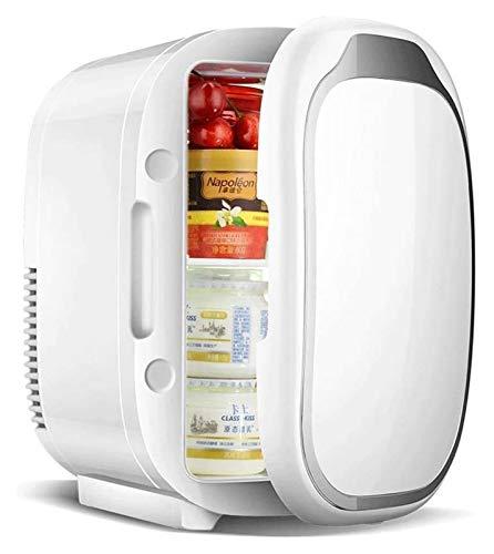 SHUHANG Mini refrigerador 6l Single Door Refrigerador Coche y hogar (Size : 17.5x26.5x28.5cm)
