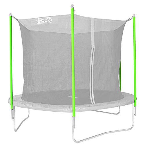 Best Sporting 57159 Ersatz Trampolin Schaumstoffrohr Set grün für 305, 366, 426 ca. 110 cm (12)