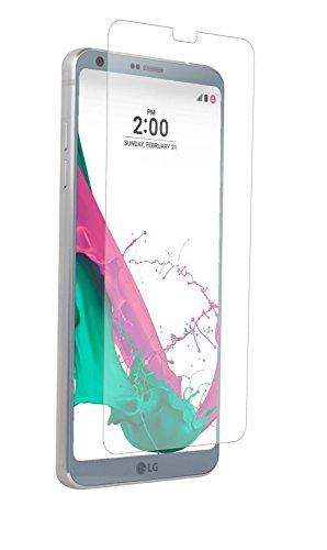 Preisvergleich Produktbild ZAGG InvisibleShield Glass+ Klare Bildschirmschutzfolie Handy / Smartphone LG 1 Stück(e) - Bildschirmschutzfolien (Klare Bildschirmschutzfolie,  Handy / Smartphone,  LG,  LG G6,  Kratzresistent,  Transparent)