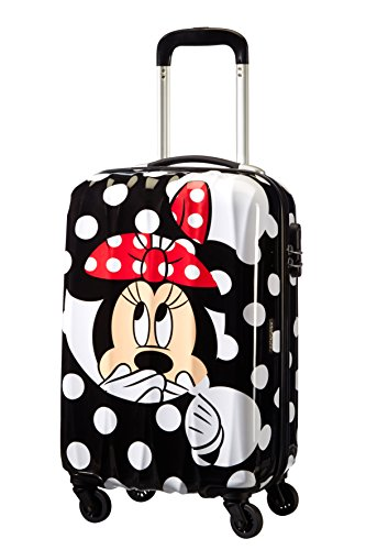 American Tourister - Maleta Disney MINNIE DOTS - 32L - 55 cm - (Multicolor)