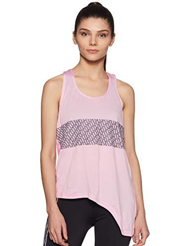 PUMA Bold LogoTank Camiseta, Mujer, Negro, S