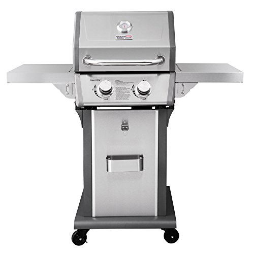 Royal Gourmet 2-Burner Patio Propane Gas Grill (Stainless...