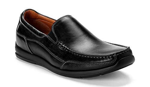 Vionic Men's, Preston Slip on Shoes Black 7 M