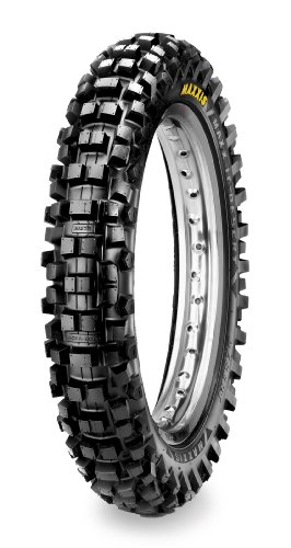 Maxxis M7305D Maxxcross Desert IT Tire - Rear - 110/100-18 , Position: Rear, Load Rating: 64, Speed Rating: M, Tire Size: 110/100-18, Rim Size: 18, Tire Type: Offroad, Tire Construction: Bias, Tire Application: Hard TM73518100