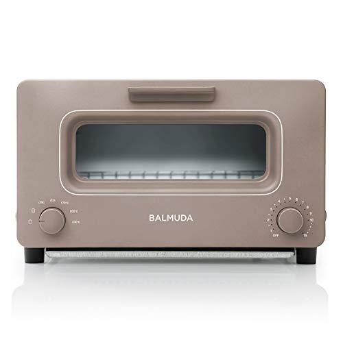 新色予約受付中 バルミューダ スチームオーブントースター BALMUDA The Toaster K01E-CW (ショコラ)