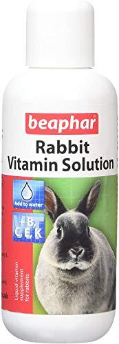 Beaphar 3 X Multi Vitamin Solution for Rabbit, 100 ml