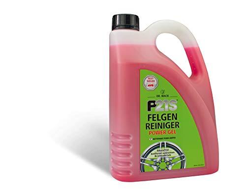 Dr. Wack – P21S Felgen-Reiniger Power Gel 2 L I Premium Felgen-Reinigung für alle Felgen I Das Original seit 1976 I Säurefrei I Hochwertige Felgenpflege – Made in Germany