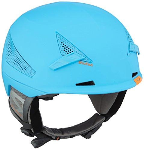 SALEWA Erwachsene Vert Kletterhelm, 00-0000001745, Ice Blue, Gr. 59 - 62 cm (L/XL)