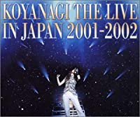 Koyanagi The Live In Japan 2001-2002