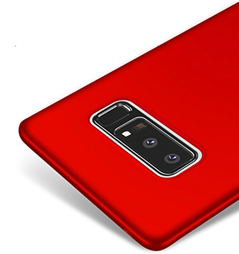 Vooway Rosso/Red Ultra Sottile Custodia Cover Case per Samsung Galaxy Note8 / Galaxy Note 8 MS70438