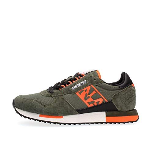 Napapijri NA4DWF Virtus Sneakers Herren Dark Green 40