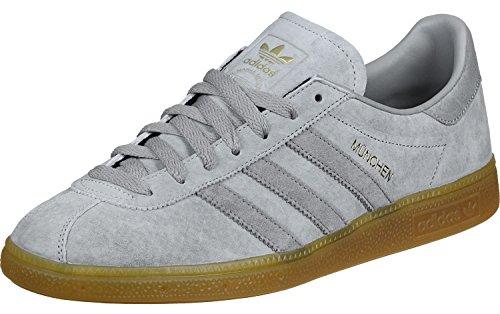 Adidas Munchen Men's Trainers Grey, Men, grey