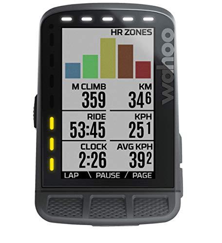 Wahoo Fitness Elemnt Roam GPS Computer Bundle