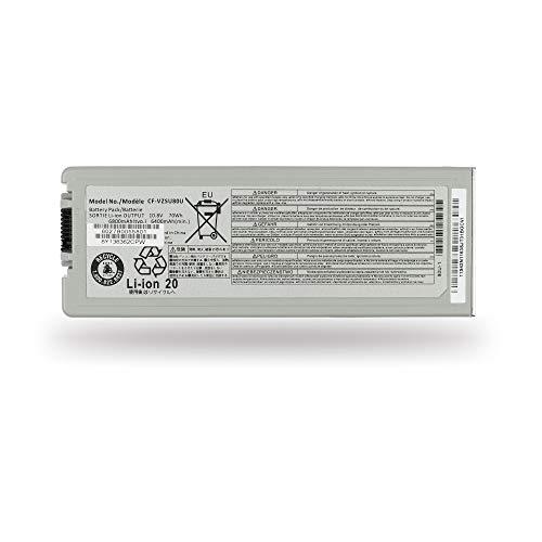Aluo CF-VZSU80U 10.8V 70WH New Replacement for Panasonic Toughbook CF-C2 Tablet PC CF-VZSU82U,CF-VZSU80U,CF-VZSU83U,CF-C2