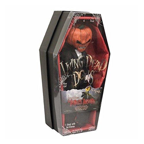 Mezco Living Dead Doll Cadeaux 'Le Cavalier sans tête'
