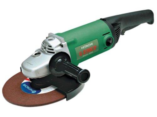 Hitachig23sc3, haakse slijper, 2300 watt, 110 volt, 230 mm