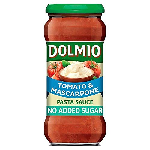 Dolmio Pasta Sauce Tomato & Mascarpone No Added Sugar 350g