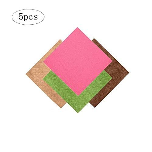 TOPofly 5pcs Moqueta Oficina Bloque Completo Proyecto