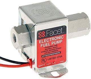 Facet 40189N, Facet Cube 12v Fuel Pump, 1/8 NPT, 3.5-5 psi
