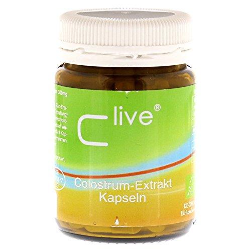 C-Live C Live 90 Caps Calostro Extracto En Capsulas 300 Mg 300 g