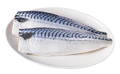 [冷凍] 塩サバ フィレ 2枚入 200g
