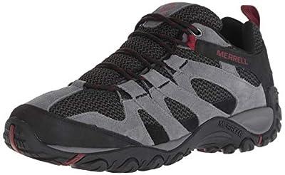 Merrell Men's ALVERSTONE Hiking Shoe, Castlerock, 7.5 Wide